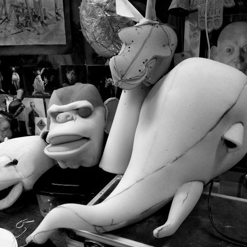 Muppet – construction et manipulation